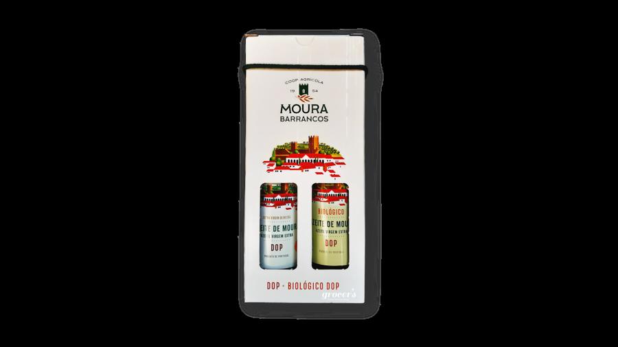 Moura Barrancos Pack DOP Bio 500mlx2
